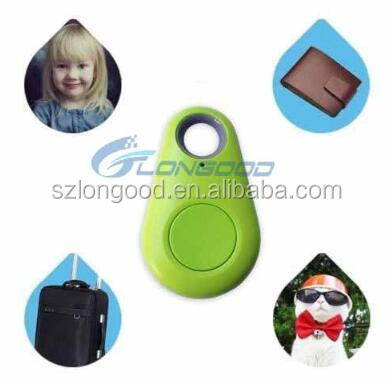 2017 Child Wallet Car Pet Key Finder Tracer Tracker Locator Smart Tag Bluetooth Wireless GPS Anti Lost Alarm