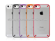 Fashion wholesale for iphone 5 custom back cover case from China supplier