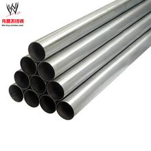 Different types of colored round 24 diameter stainless steel pipe