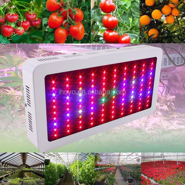 hot selling IHY LZ091X 1200w led grow light full spectrum,led grow light hydroponic