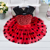 2016 new festival kids dress kids children wedding party dress latest children dress design for kids