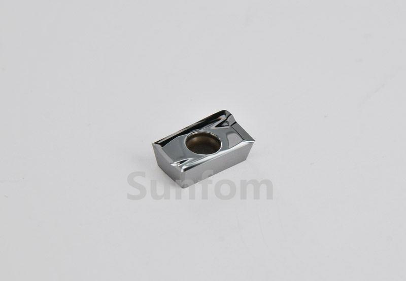Mingrui Sunfom milling <strong>tip</strong> APKT1604 MA3 for aluminum material cutting