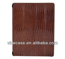 genuine leather cases for apple ipad, real leather for ipad, high quality genuine leather case