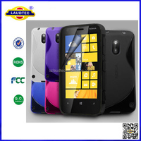 NEW S LINE WAVE GEL CASE COVER FOR NOKIA LUMIA 620