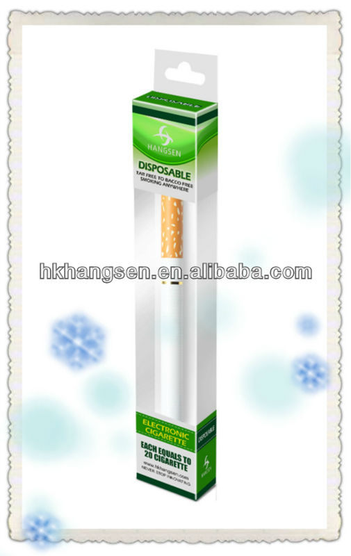 Top selling disposable e cigarrete with over 300 Hangsen flavors - Hangsen holding co ltd