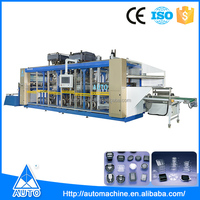 China supplies high speed automatic vacuum forming machine