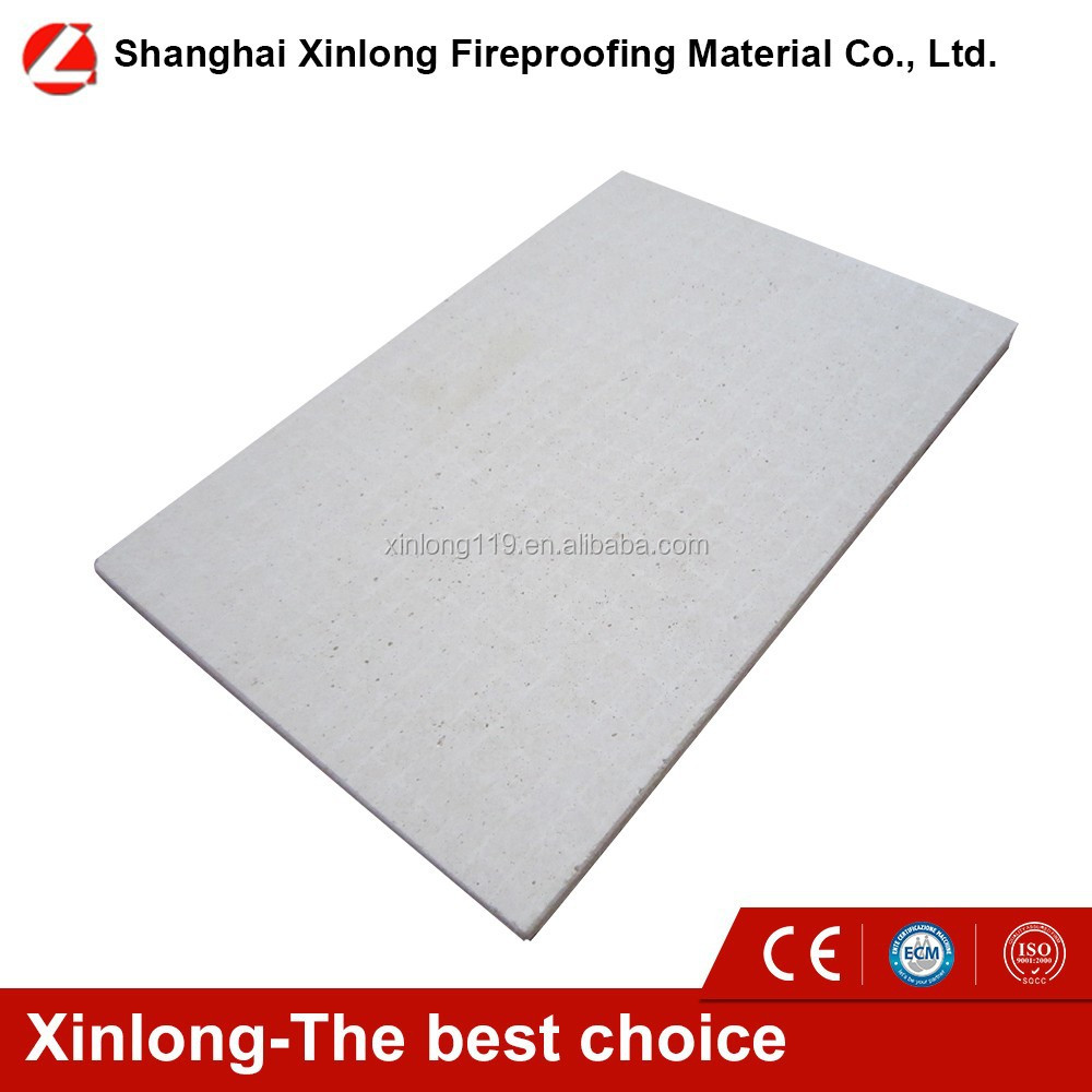 Class A Magnesium Oxide Board ( mgo board ) / MgO Wall Panel with excellent fireproof