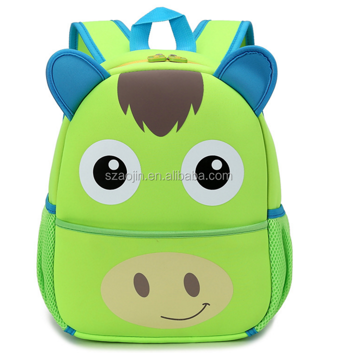 1 to 2 grade primary students Teenage Girl School Bag