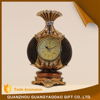 Wholesale china factory artistic clock home decor