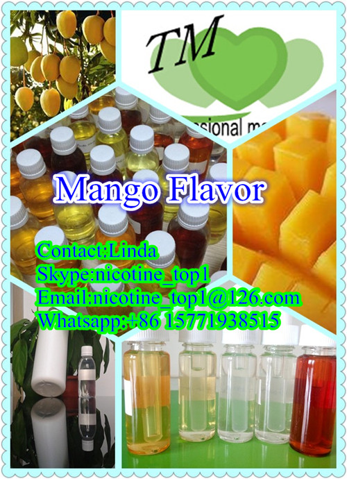 Concentrated E PG/VG Mixed juice Mango liquid flavor/Fruit Flavor