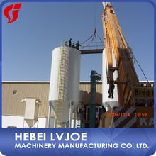 high reward gypsum board production line mini plant/waterproof plaster board equipments