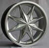 Best quality small wheel rims with low price fcar alloy wheel rims F092