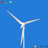 horizontal axis no shaking low 3kw wind power generator