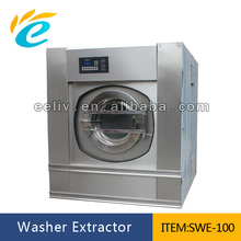 100kg industrial / commercial laundry/hospital/school/factory used clothes washing machine