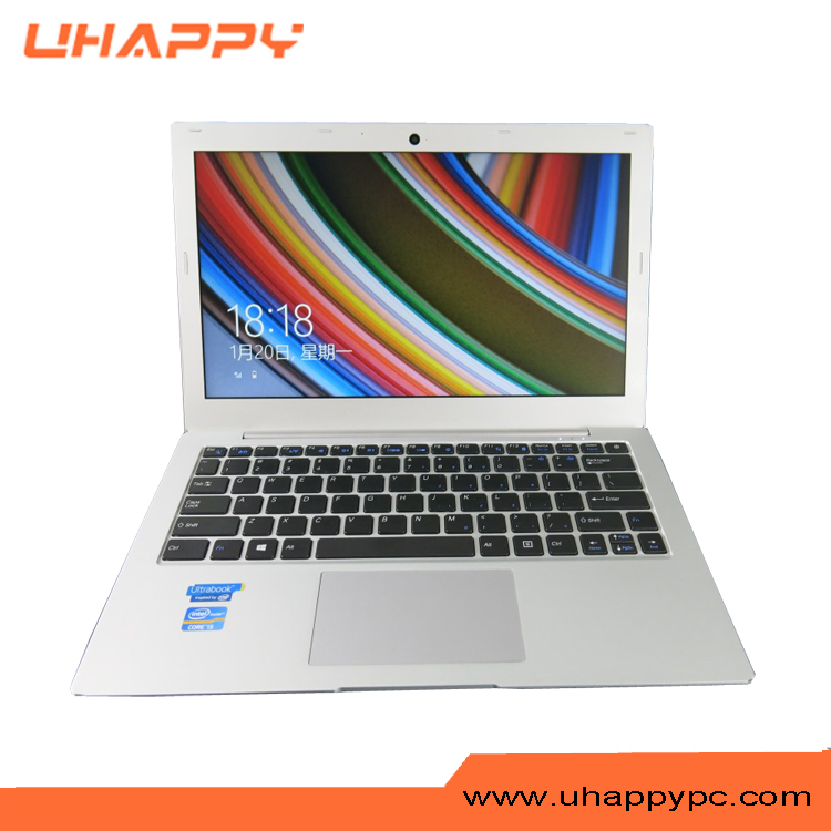 1080P Mini ultra slim computers laptops bulk Core i3 i5 i7 laptops for sale