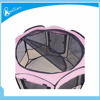 pink pet playpen cage exercise crate tent puppy dog cat kennel