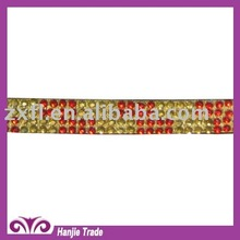 Deacorative Hotfix Rhinestone Tape/Hotfix Rhinestone Trim
