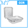 Aluminum Material and Food Use disposable aluminium foil food containers