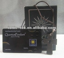 quantum lava pendant WTH-809-F Enhances circulation