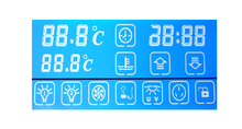 digital lcd display lcd display 2 inch screen custom view lcd for intelligent aquarium display