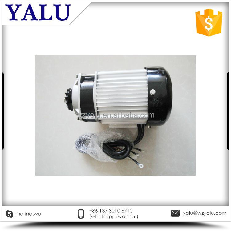 Wenzhou manufacture best selling 1/4hp dc motor