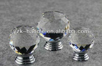 2013 hot sale K9 crystal knob for cabinet high quality