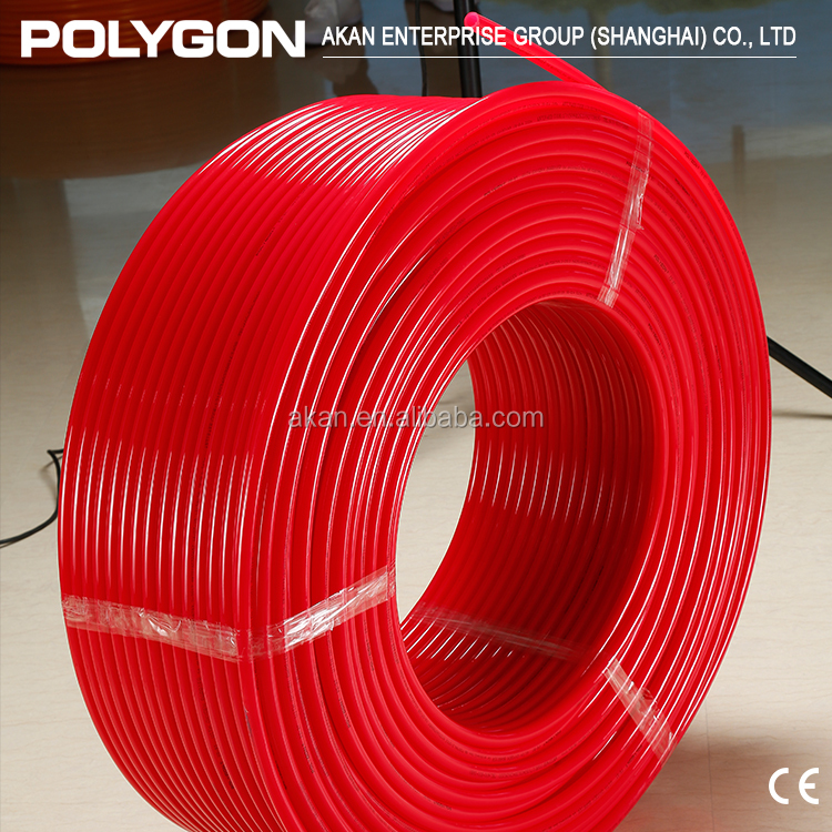 Factory Made Cheap Polygon 50Mm Blue Pex Pipes