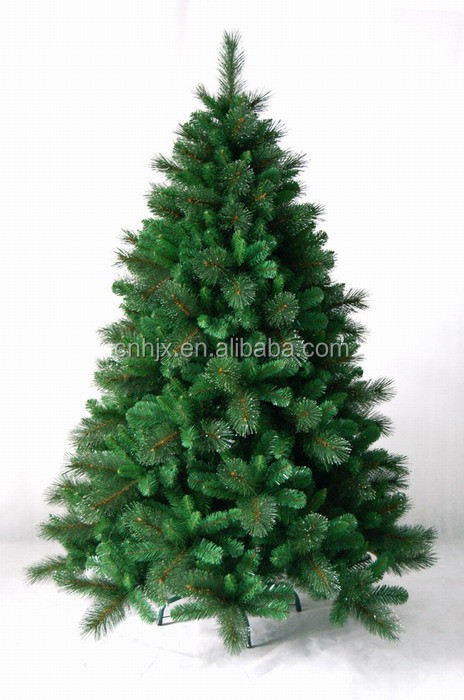 Non Dancing Rainning Mixed Christmas Tree, Party Mix Xmas Tree