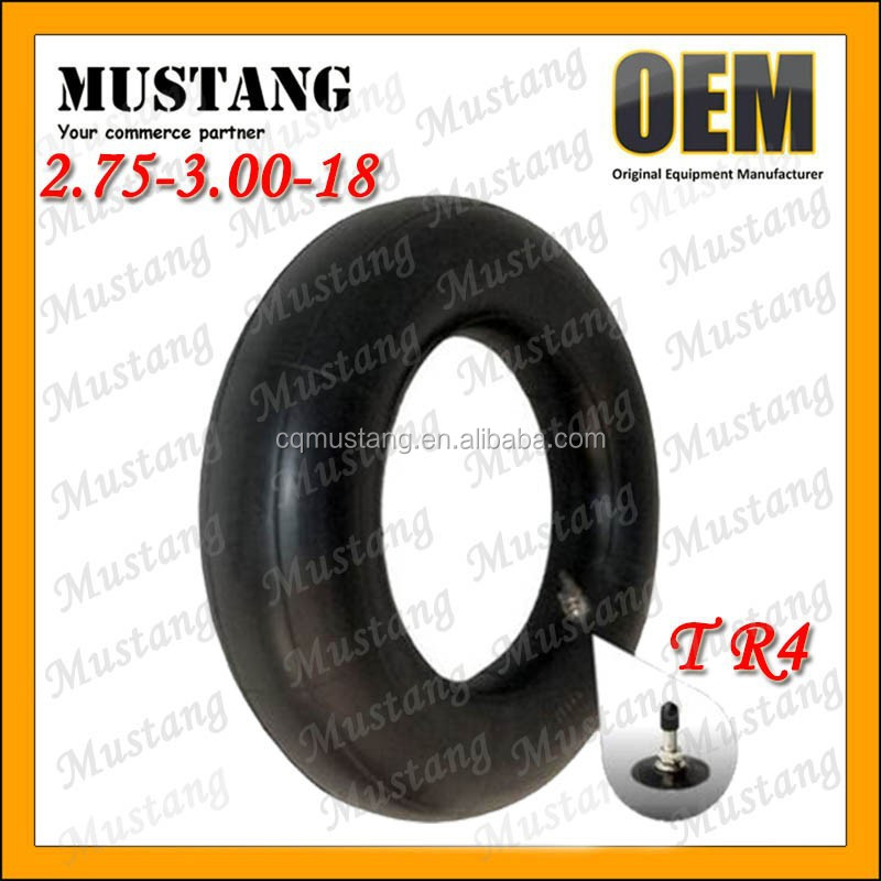 China Tube Motorcycle Tyre and Inner Tube 2.75-18 3.00-18