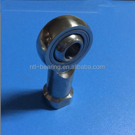 Stainless steel ball joint rod ends female thread bearing SI10T/K