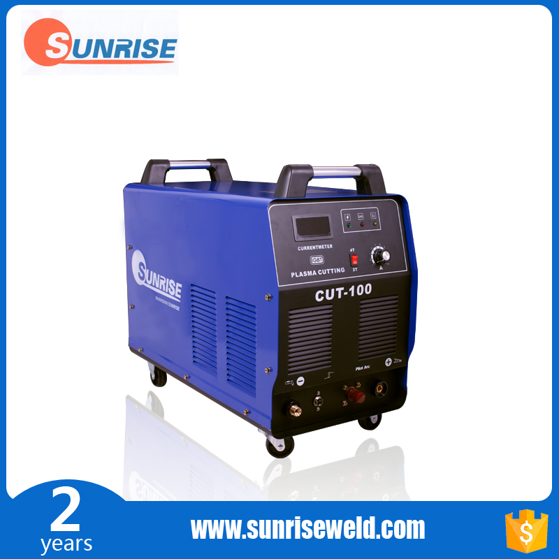 Top Quality lgk 100 igbt inverter dc air plasma cutter cut With ISO9001 Certificate