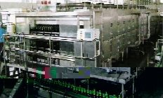 Double-Deck Stainless Steel Pasteurizers