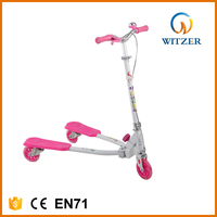 High quality scooter large skate scooter three wheel kick scooter