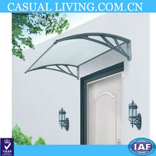 Outdoor Aluminum Awning Kit Porch Front Door Canopy Window
