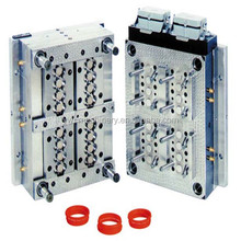 Plastic Flip Top Cap Mould/Cap & Closure Mould/Moldes de Tapas
