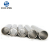 SS304 316 201 stainless steel round pipe for food/sanitary