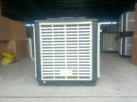 18000 CBM roof mounted industrial water cooler air conditioner