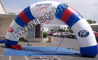 Cheap giant advertising inflatable arch / Inflatable arch gate for sale