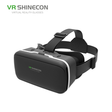 New Arrival google cardboard 3d vr box Vr Box 2 Virtual Reality Vr 3d Glasses For 3D Games/Movies