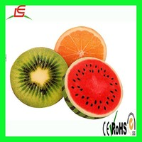 C089 OEM Factory 3D Fruit Sofa Cushion Plush toy for sale