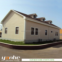 Low Price Prefabricated modern house design
