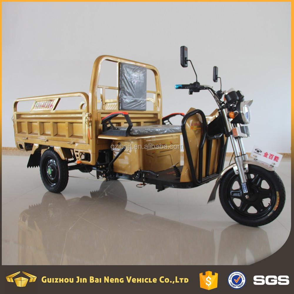 green power electric tricycle motorcycle with long life battery