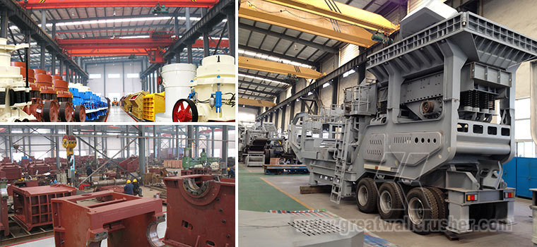 Mobile Concrete Crushing Plant , Demolition Mobile Crushing Plant