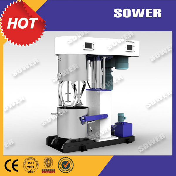 SOWER industrial planetary mixer for cosmetics