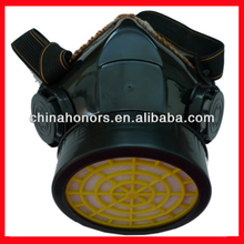 chemical gas anti dust paint respirator/single cartridge gas mask
