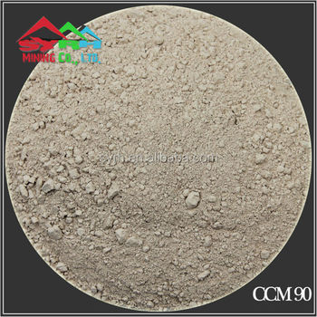 90 Caustic calcined magnesite