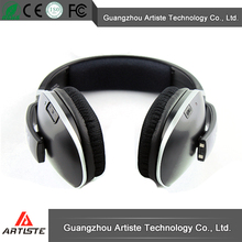 Fashion Good Quality Wireless Headphone Mp3 Player