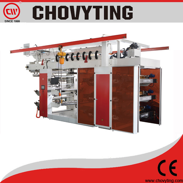 super high speed ink roller Flexography printing machine