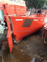15 persopm used open type rescue boat for sale