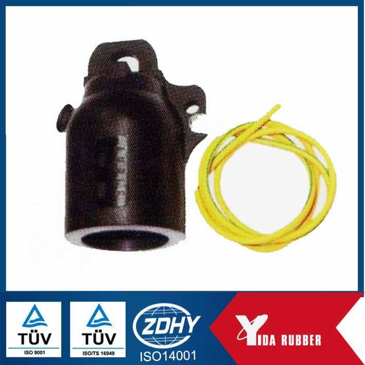 Continental separation wire connector of 630A&250A insulated protective cap